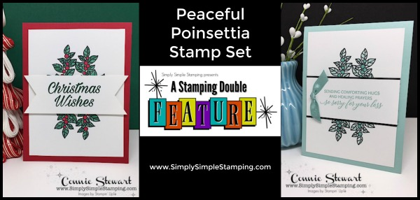 Christmas and Beyond with Peaceful Poinsettia | Double Feature Video