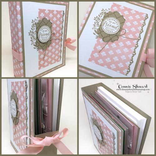 Greeting Card Gift Box: Flashback Friday!