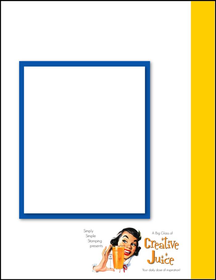 Easy-Thank-You-Sympathy-or-Friendship-Card Sketch