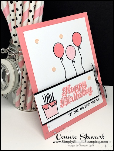 Quick Simple Birthday Card