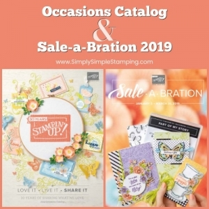 Occasions Catalog-Sale-A-Bration Catalog-2019-Connie-Stewart