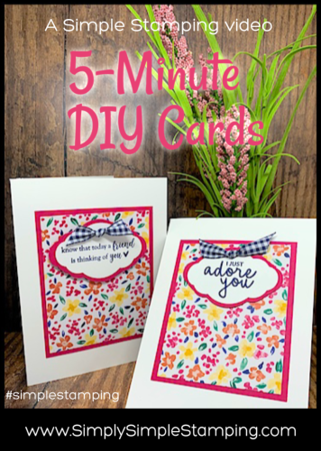 5-Minute-DIY-Cards-by-Connie-Stewart-Bright-Floral-Cards