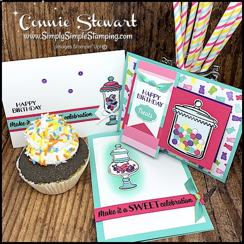 Sweet-Birthday-Card-Designs-with-Stamped-Candy-and-Candy-Jars