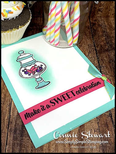 Stampin Up Sweetest Thing Bundle Makes Great Birthday Cards