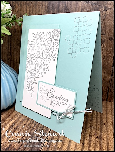 DIY-Greeting-Card-with-Sending-Love-Sentiment-by-Simply-Simple-Stamping