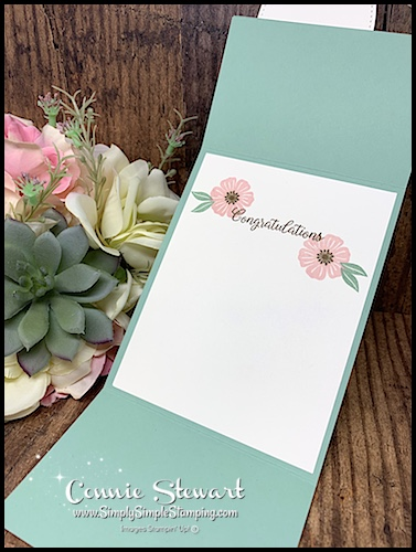 fancy-fold-wedding-card-in-green-with-pink-flowers