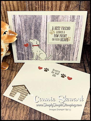 Pet-Sympathy-Card-Simple-Stamping-video