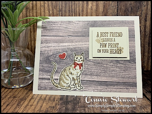 Sympathy-Card-Loss-of-Cat-Handmade-Tabby-Cat-on-Wood-Grain-Texture-Background