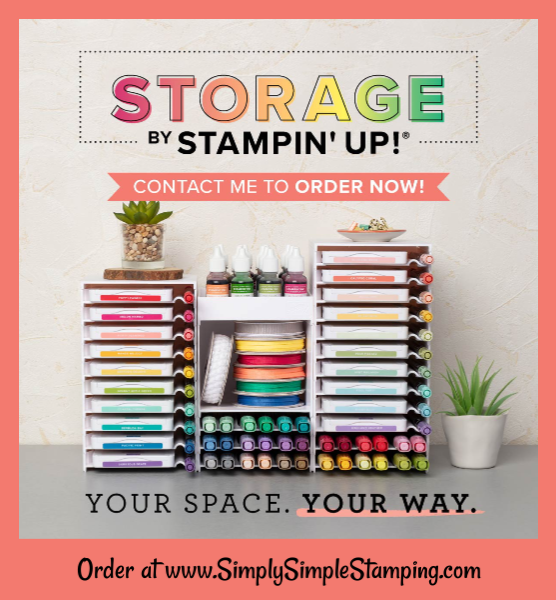 Give your Stamp Space a Makeover!