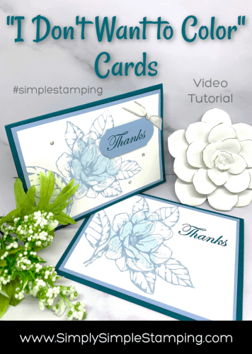 Card Making Hack That You'll Love For Simple Stamping