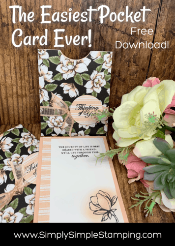 The Easiest Pocket Card ever! | Plus Free Download!