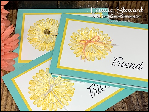 Daisy-Friendship-Cards