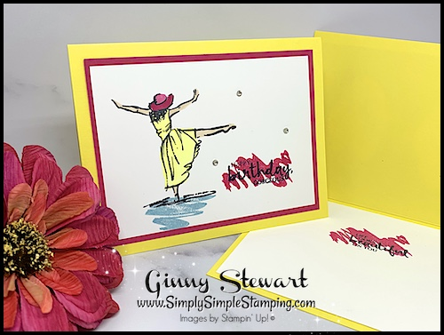 Happy-Birthday-Wishes-in-this-Bright-Simple-Stamping-Style-Handmade-Card