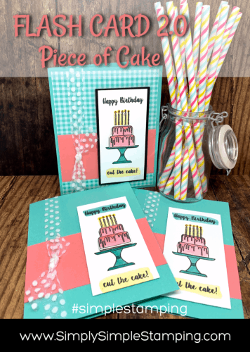 Handmade Birthday Cards You Can Make 3 Ways | Flash Card 2.0