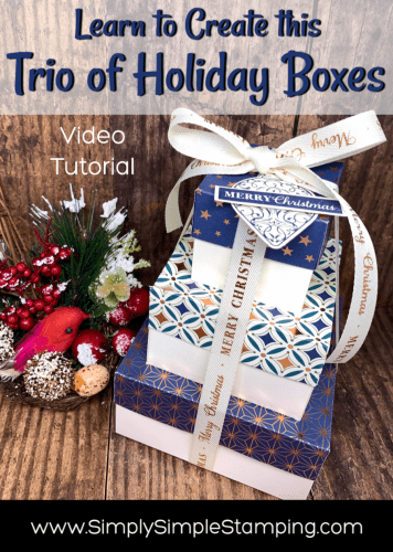 How to Make Gift Boxes | Trio Gift Box Set Made Easy