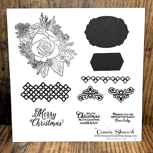 Christmas-Rose-Die-Cuts