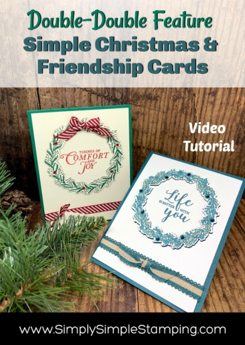 How to Make Cards For All Seasons | Tidings All Around