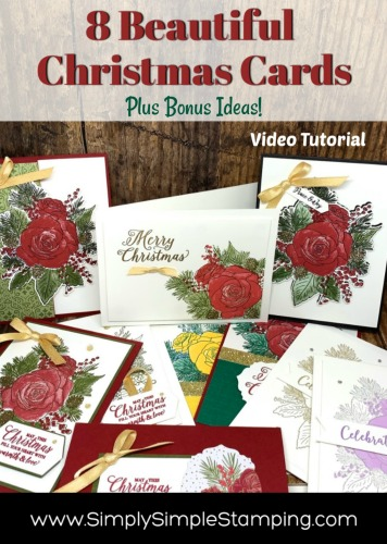 8 Beautiful Christmas Cards + Alternate Card Ideas to Last All Year
