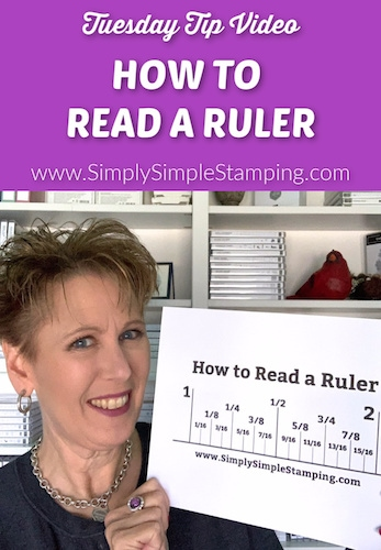 How to Read a Ruler-The Easy Method + FREE Download