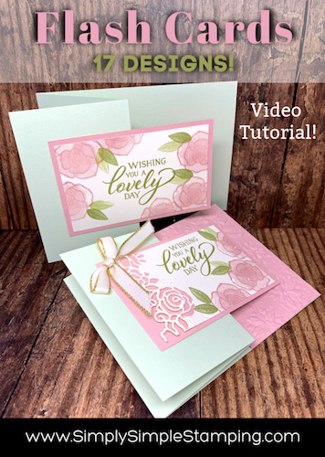Wow! How to Take a Greeting Card and Create 17 Designs With It