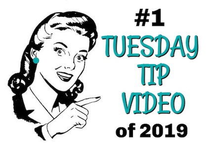Best Tuesday Tip of 2019