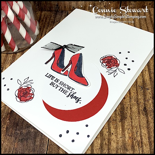 Perfect-Simple-Greeting-Card-for-Friend-with-Red-Shoes-and-Bow