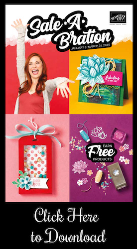 Check Out what's NEW! New Spring Catalog and Sale-a-Bration!