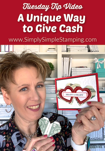 A Creative Way to Give Money as a Gift | Tuesday Tip Video
