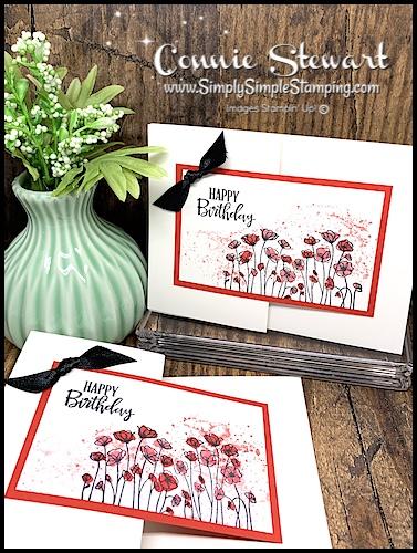 Poppy-Fun-Fold-Card-Tutorial-on-Birthday-Card