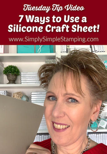 7 Ways a Silicone Craft Sheet Makes Crafting So Easy
