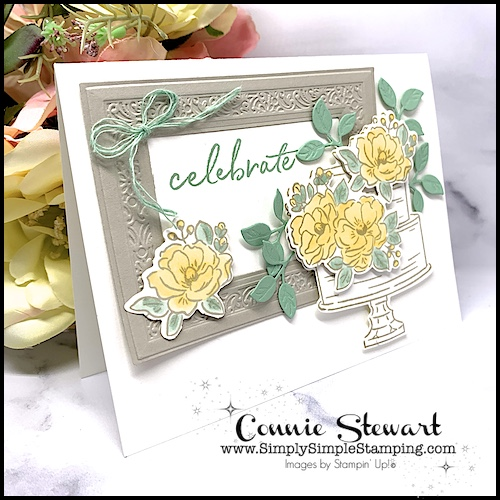 birthday-card-with-cake-and-yellow-flowers
