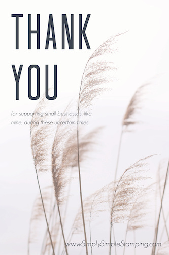 A HUGE Thank You and a Message of Hope