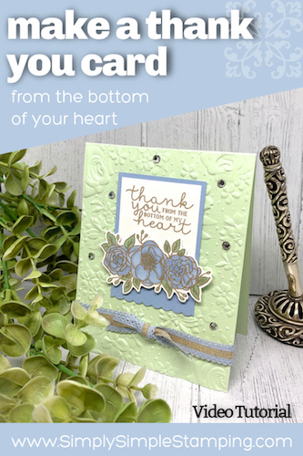 How to Make a Thank You Card in Easy Steps