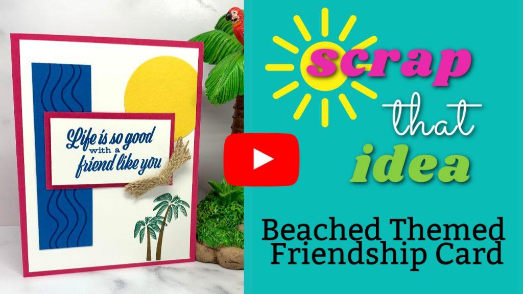 diy-beach-theme-card-handmade-with-paper-scraps