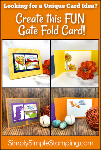How Did a Gate Fold Card Tutorial Make My Day Fun? Find Out!