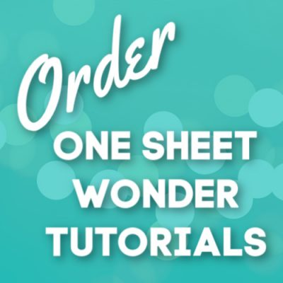 One Sheet Wonder