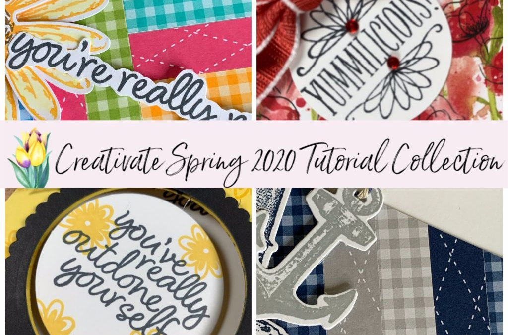 The Best Stamping Tutorial Collection EVER!