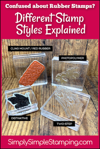 A Complete Guide to All You Need to Know About the Different Types of Craft Stamps