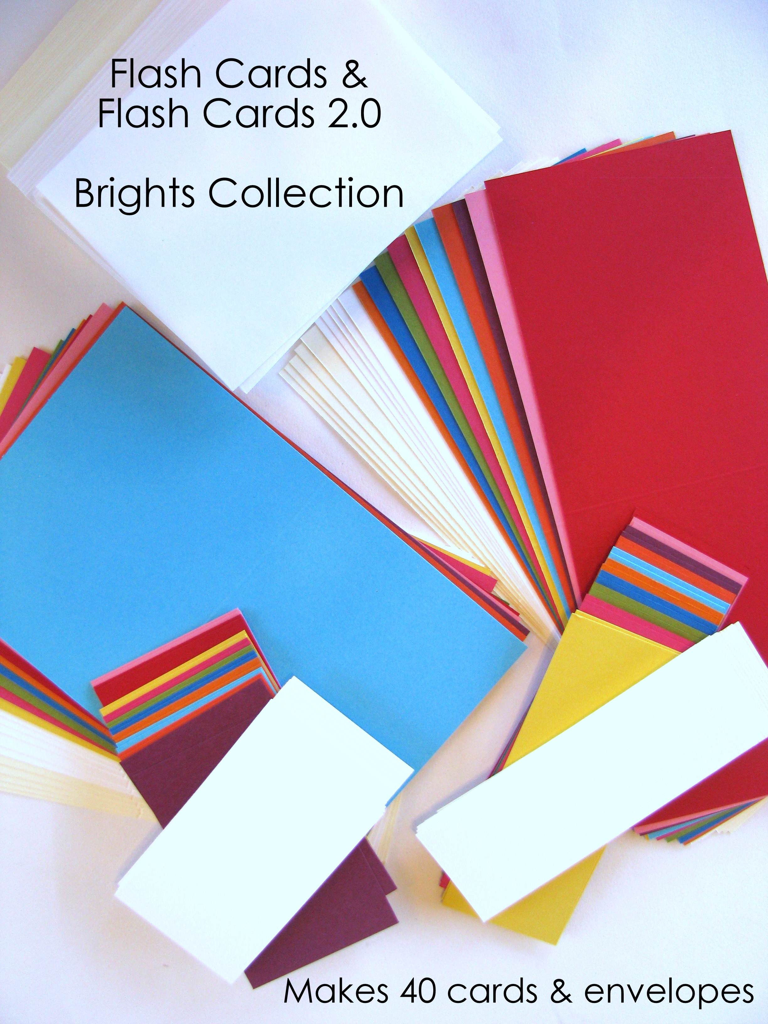 BRIGHTS Flash Cards to Go