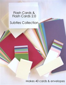 SUBTLES Flash Cards to Go